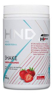 Shake Emagreça Rápido Redutor Gordura Peso Hinode Sheike H+