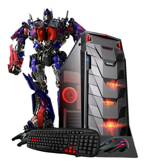 Pc Gamer 7480 A6 16gb Hd1tb 3.8ghz Radeon R5 Kit Gamer Novo!