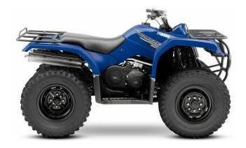 Cuatriciclo Yamaha Yfm 350 Fwa Grizzly