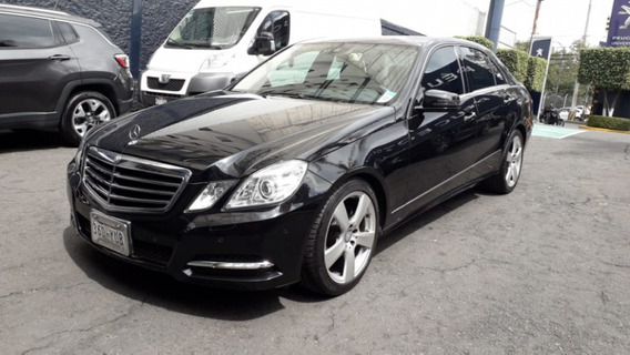 Mercedes-benz Clase E 4p E 250 Avantgarde Aut