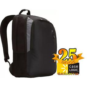Mochila Case Logic P/ Notebook Até 17 Original Vnb-217