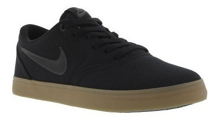 Tênis Nike Sb Check Cnvs 843896 009 11653 Original