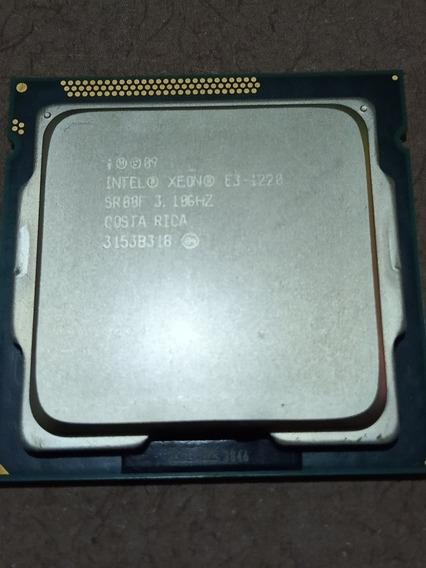 Processador Intel Xeon E3-1220 3.1 Ghz