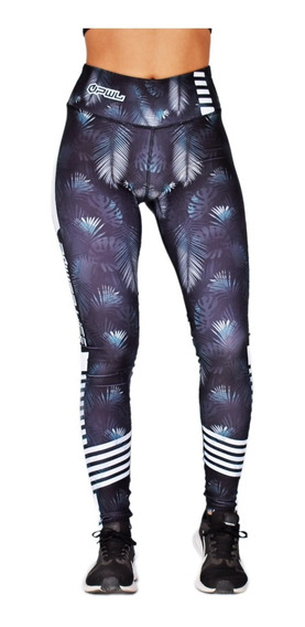 Legging Calzas Mujer Estampadas Pack X5 Deportiva Power Life