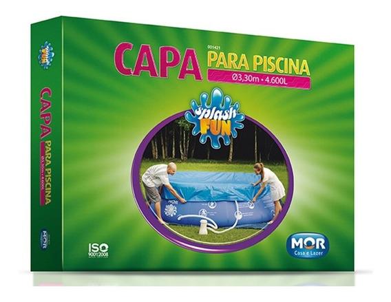 Capa Para Piscina 4600 L Splash Fun Mor