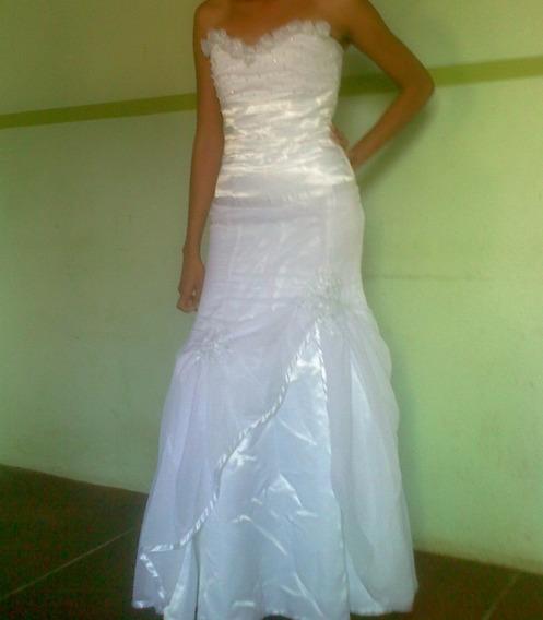 Vestido De Novia (50vrds O Cambio)