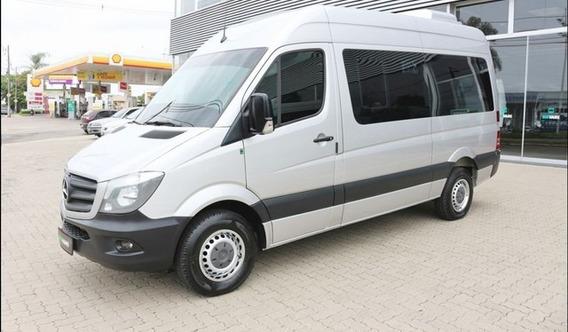 Mercedes-benz Sprinter 2.1 Cdi 415 Van Teto Baixo 15+1 Stand
