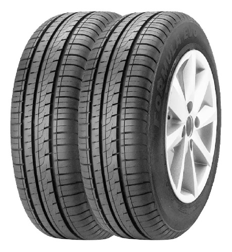 Combo X2 Neumaticos Pirelli 195/65r15 Formula Evo 91h