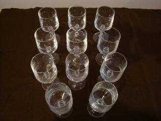Copas De Cristal D Arques Modelo: Vendóme (11 Copas)