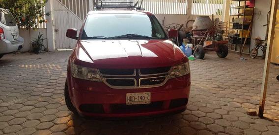 Dodge Journey 2013 2.4 Sxt 7 Pas At