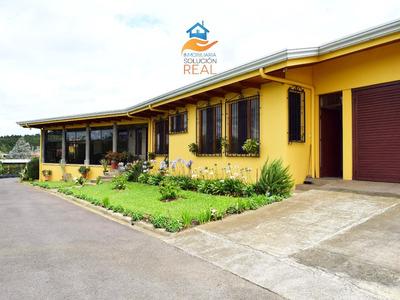 Se Vende Propiedad Concepcion San Rafael Heredia Con 2 Casas