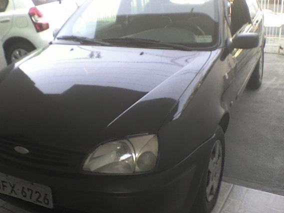 Ford Fiesta 1.0 Street 2002 3p 8 Válv.