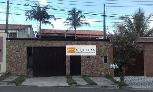 Casa Com 2 Dormitórios À Venda Por R$ 380.000,00 - Wanel Ville - Sorocaba/sp - Ca0591