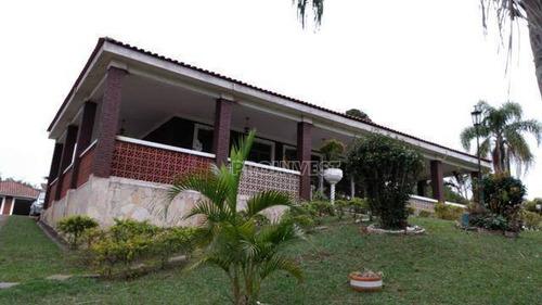 Chácara Com 3 Dormitórios À Venda, 2430 M² Por R$ 700.000,00 - Remanso I - Vargem Grande Paulista/sp - Ch0242