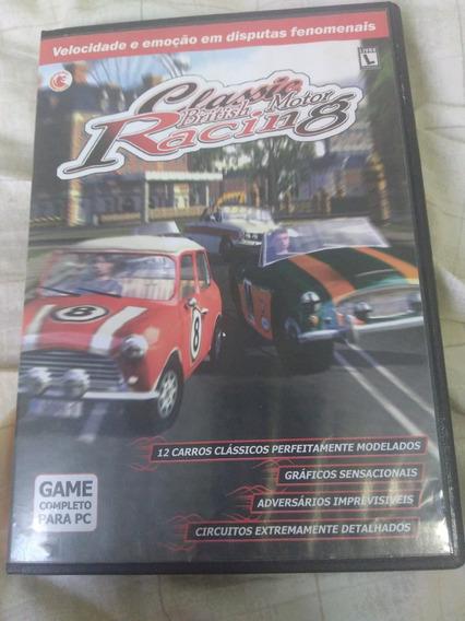 Jogo Classic British Motor Racing Original Pc