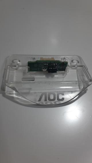 Sensor Remoto Tv Aoc Le32s5970 Original + Garantia.