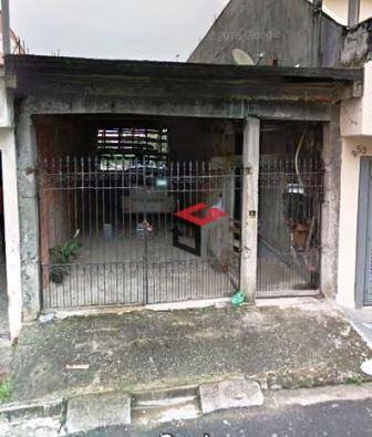 Terreno À Venda, 126 M² Por R$ 250.000 - Assunção - São Bernardo Do Campo/sp - Te4753