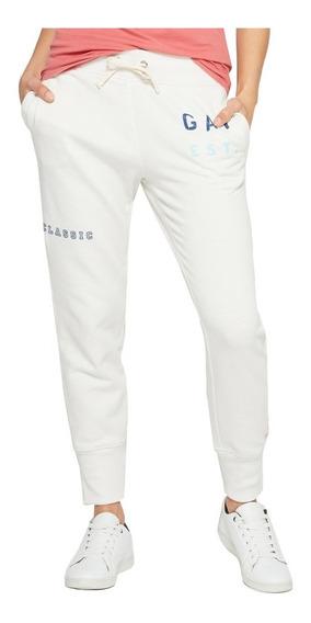 Pants Dama Deportivo Mujer Ropa Deportiva Logo 440885 Gap
