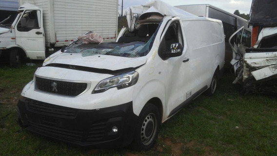 Peugeot Expert 2018 (sucata) Para Retirada De Peças