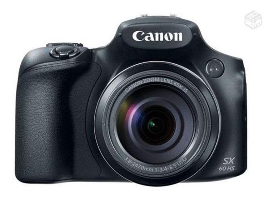 Camera Canon Full Hd Sx 60 Hs