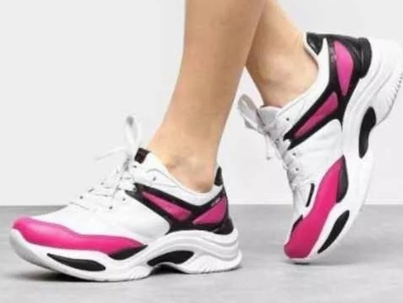 Tênis Azaléia Chunk Sneaker