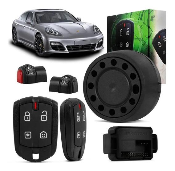 Alarme Automotivo Positron Cyber Exact Ex360 Universal Carro