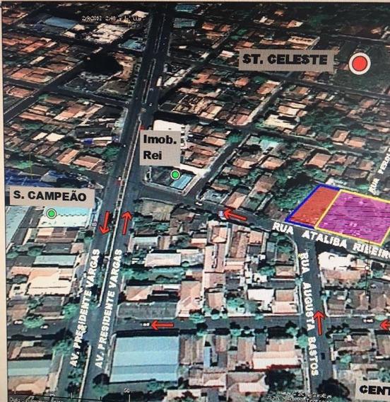 Área Em Setor Central, Rio Verde/go De 0m² Para Locação R$ 10.000,00/mes - Ar563118