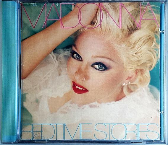 Cd Madonna - Bed Time Stories - Ha