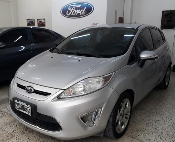 Ford Fiesta Titanium 1.6 2013