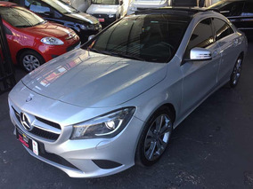 Mercedes-benz Classe Cla 1.6 1st Edition Turbo 2014 Prata