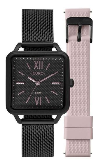 Relógio Euro Boyfriend Feminino