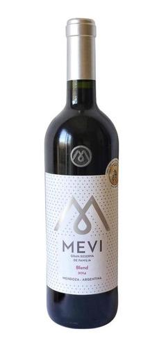 Imagen 1 de 2 de Mevi - Gran Reserva De Familia - Blend Especial