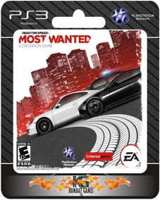 Need For Speed Most Wanted -ps3- (digital) **