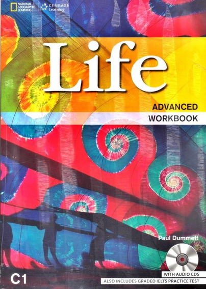 Life Advanced - Workbook With Audio Cd - National Geographic
