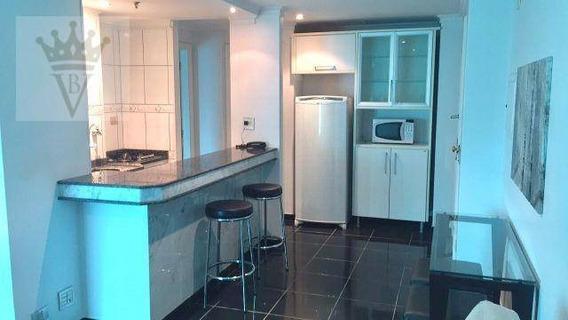 Apartamento Com 1 Dormitório À Venda, 45 M² Por R$ 675.000 - Jardim Paulista - São Paulo/sp - Ap2760