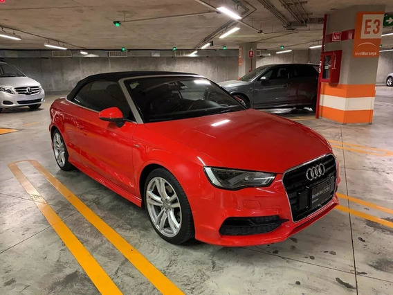 Audi A3 1.8 Cabriolet S Line At
