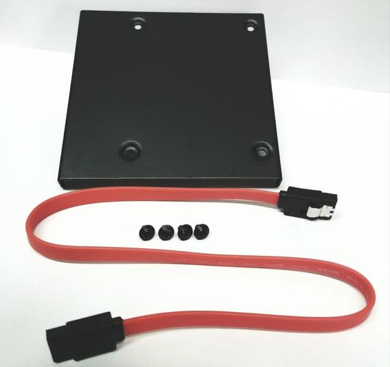 Adaptador /suporte Hd 2,5 E Ssd Para 3,5 + Cabo Sata
