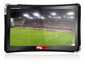 Gps Quatro Rodas 4.3 Tv Digital Mapa Atualizado