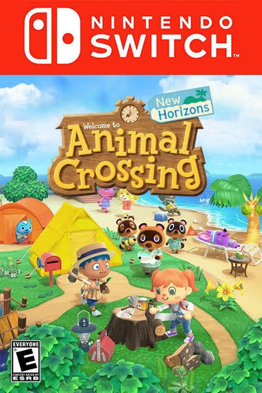 Animal Crossing: New Horizons - Mídia Digital