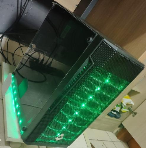 Imagem 1 de 4 de Intel I5 8gbram 660gbdiscossd+ Videooff Nvidiaddr5 Led Caixa