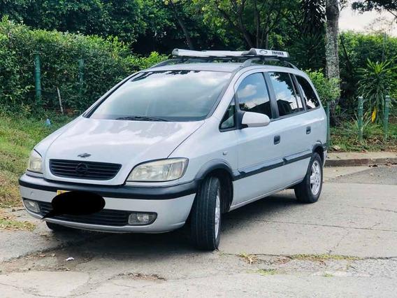 Chevrolet Zafira Zafira 7 Pasajeros