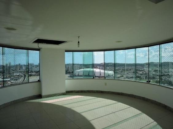 Apartamento Com 4 Dormitórios À Venda, 346 M² Por R$ 1.500.000,00 - Lagoa Nova - Natal/rn - Ap5969