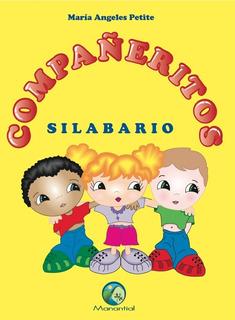 Libro Compañeritos Silabario Manantial
