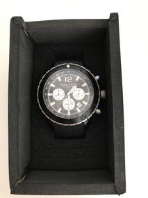 Relógio Náutica Masculino Multifunções Preto A22625g