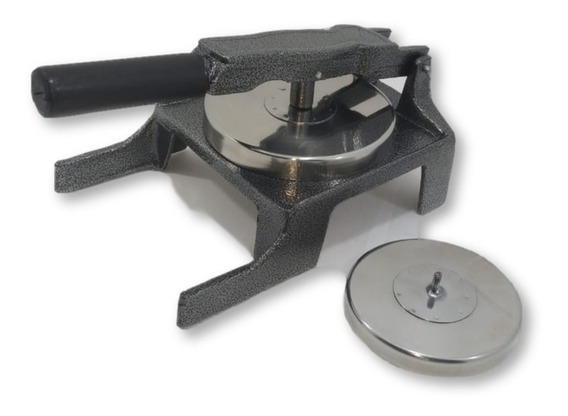 Modelador De Hamburguer Profissional Industrial 2 Discos