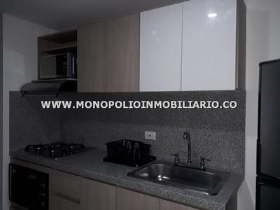 Apartaestudio Loft Amoblado En Renta Sabaneta Cod: 11000