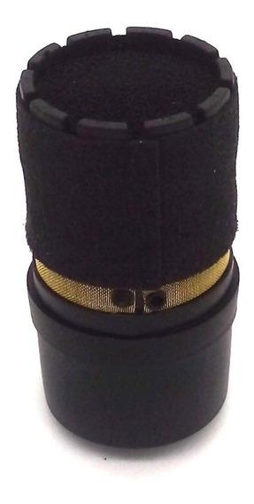 Capsula De Microfone Compatível C/ Leson Sm58 P4 Qualidade