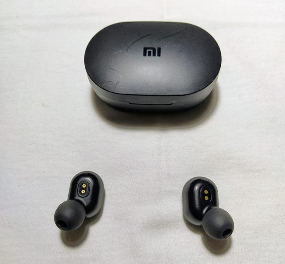 Fone Xiaomi Mi True Wireless Earbuds Basic - Pouquíssimo Uso