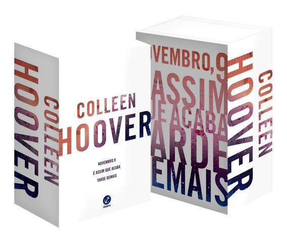 Caixa Colleen Hoover -colleen Hoover (autor), Ryta Vinagre