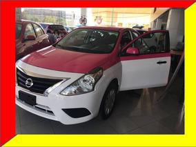 Versa Taxi Mini Enganche $7,000 Semanalidad $1,426